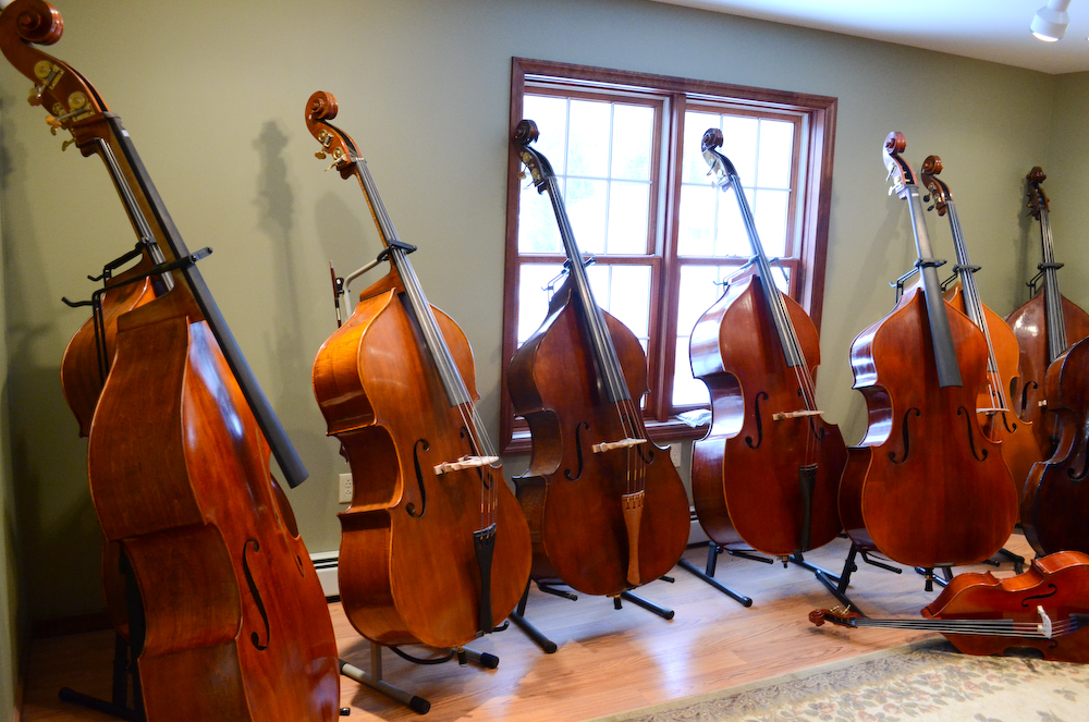 Bass Showroom