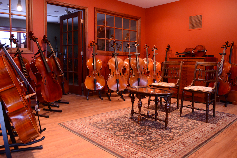 Cello Showroom