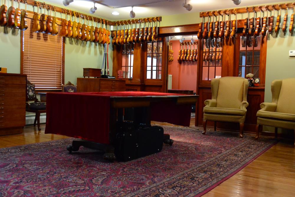 Violin Showroom