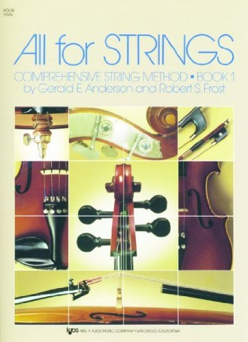All For Strings Book