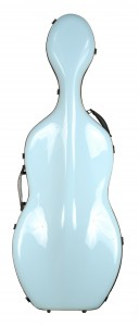 Global Carbon Fiber Cello Case Top